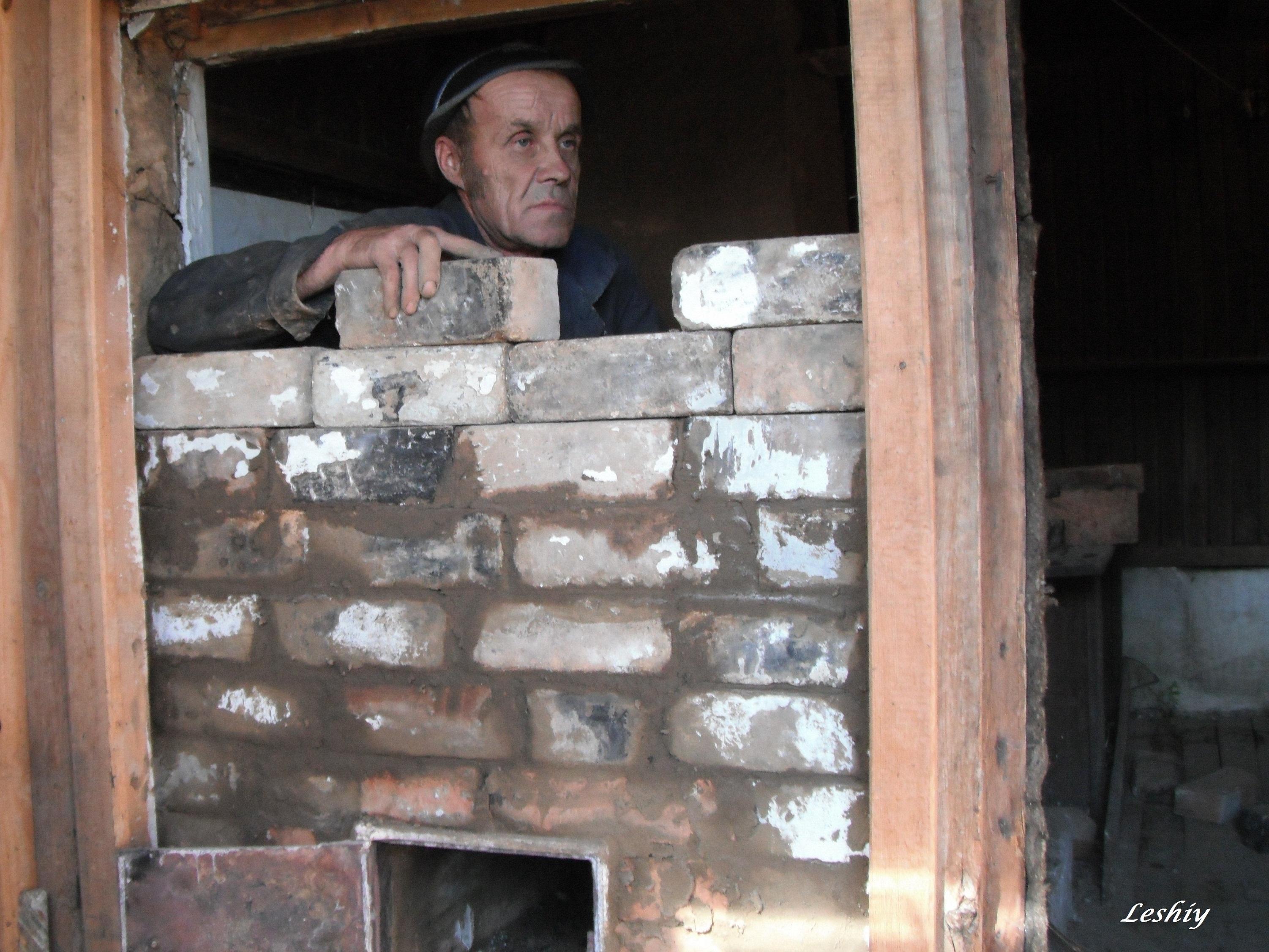 Фото в сельских банях 8 фотография